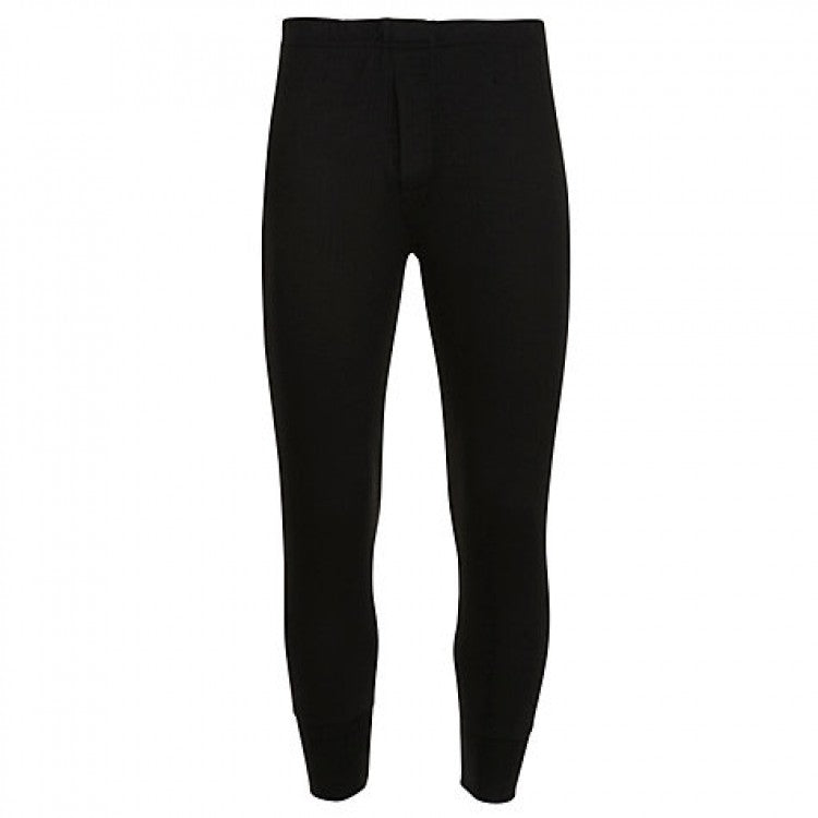TITAN DEPOT CUT AND ABRASION RESISTANT BLACK KEVLAR ® LONG JOHNS