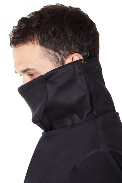 NECK PROTECTION WITH DUPONT ™ KEVLAR ® LINING