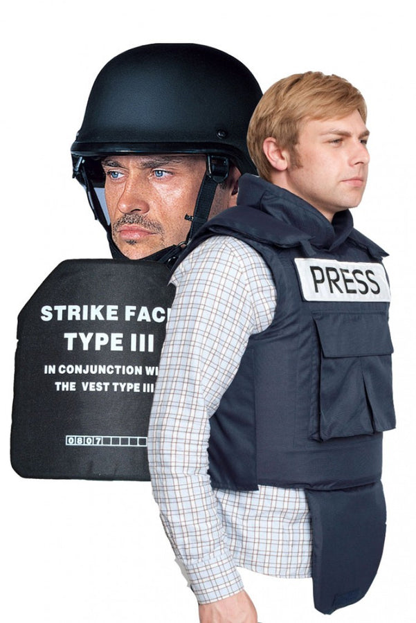 PRESS BODY ARMOUR PACK
