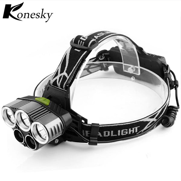 3000 Lumen LED Headlamp
