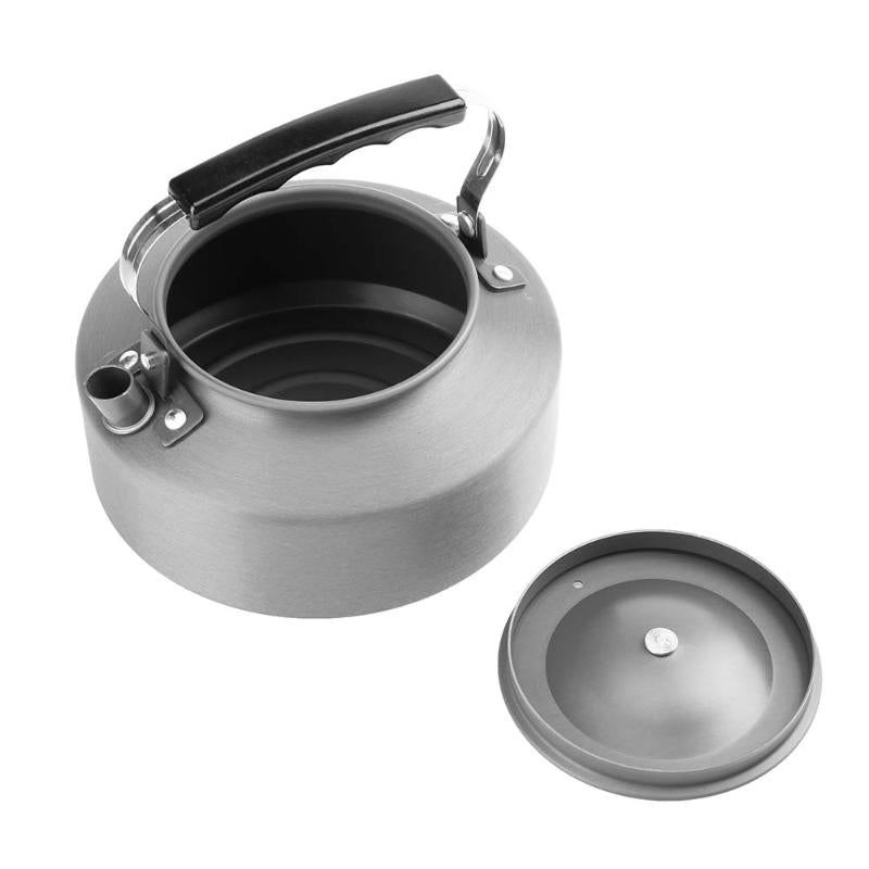 1.1L Portable Ultra-light Outdoor Water Kettle High Quality Aluminium Alloy