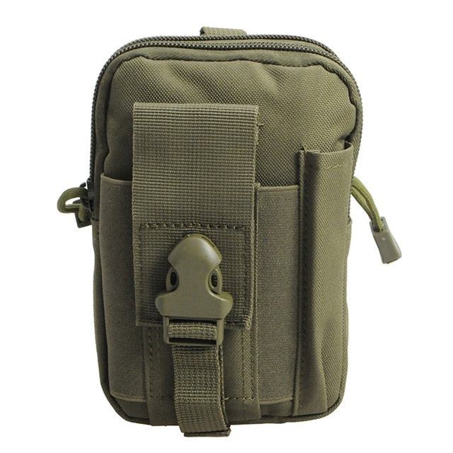 Tactical Waist Pack - Side Pouch
