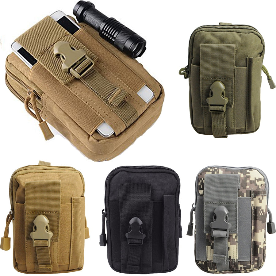 FREE GIVEAWAY! Tactical Waist Side Pouch