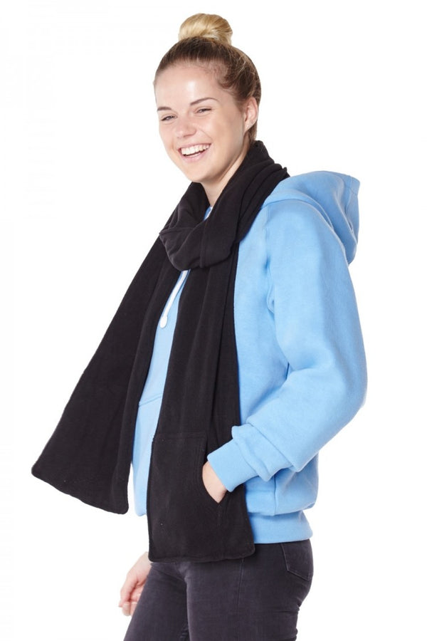 ANTI SLASH SCARF WITH PROTECTIVE LINING