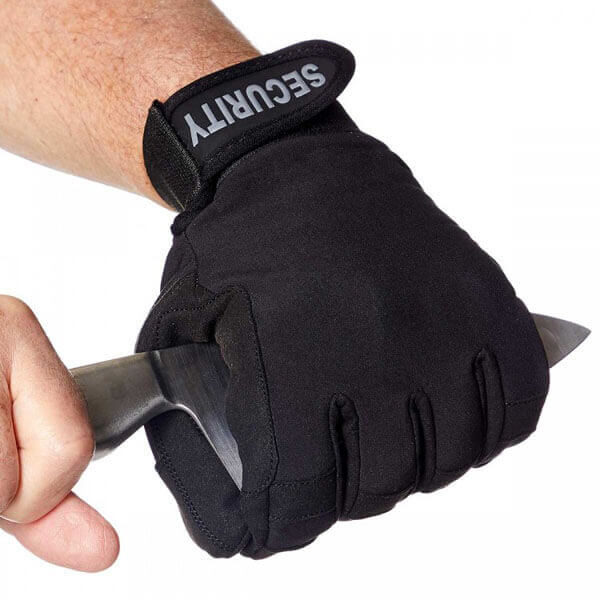 SECURITY GLOVES WITH LEVEL 5 CUT RESISTANCE PROTECTION (highest level)