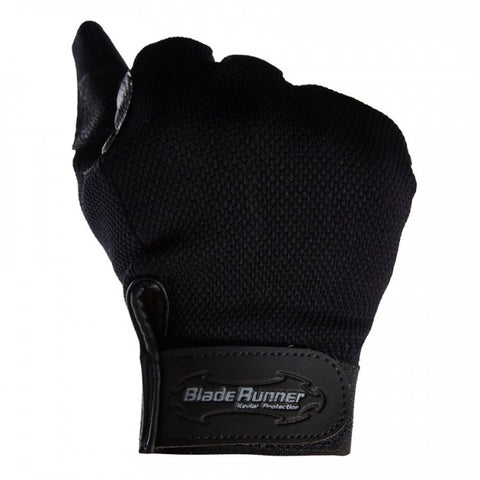 TITAN DEPOT VALOUR LEATHER GLOVES CUT RESISTANCE LEVEL 4