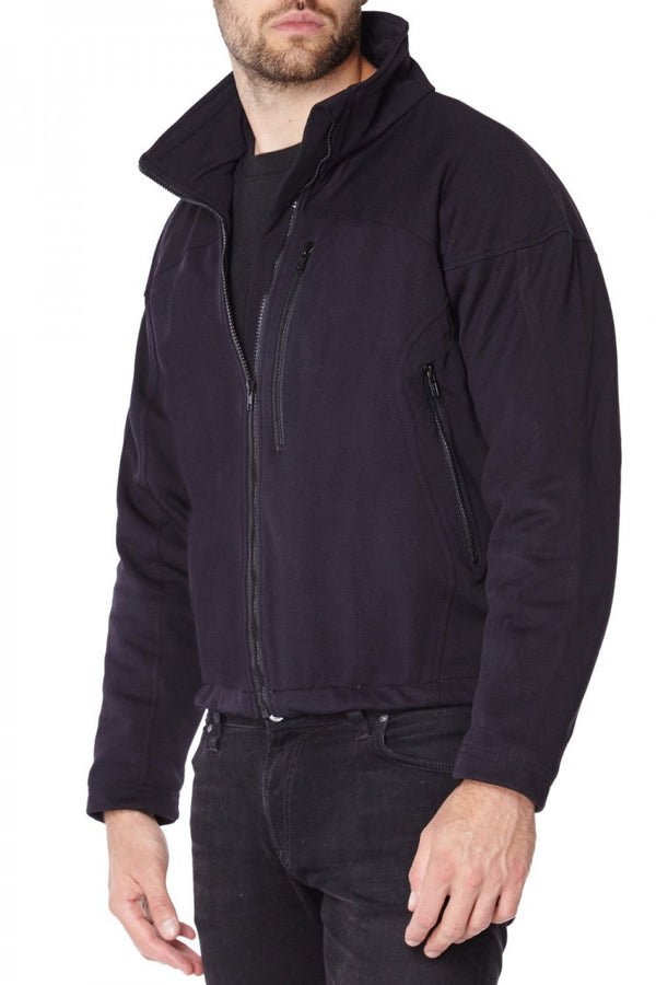 titan depot THE WINDJAMMER JACKET LINED WITH WOVEN ARAMID FIBRE front view