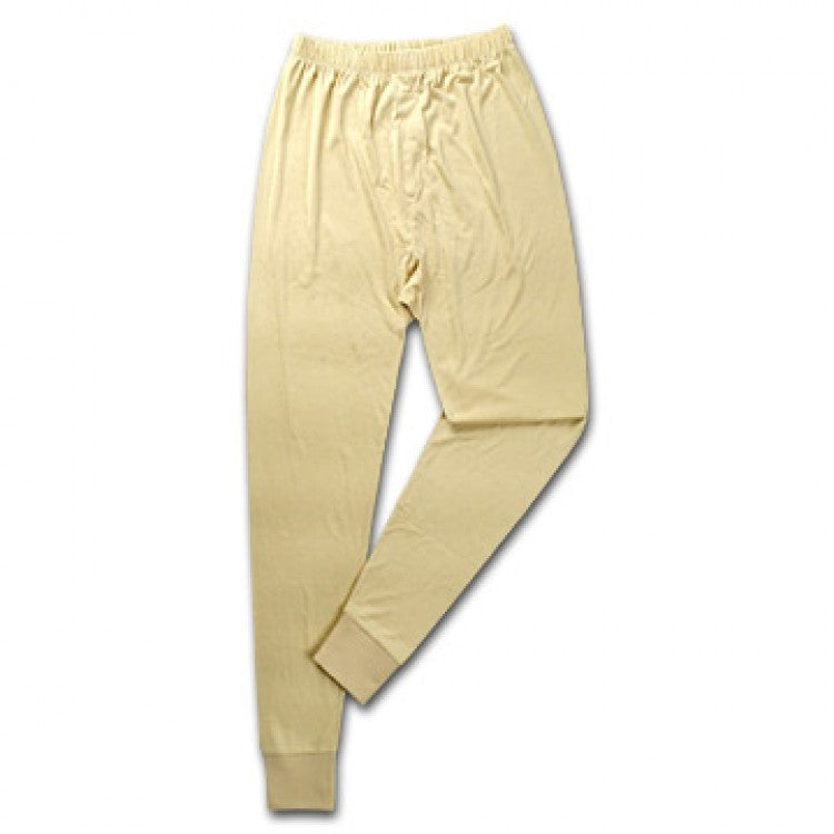 TITAN DEPOT CUT AND ABRASION RESISTANT YELLOW KEVLAR ® LONG JOHNS