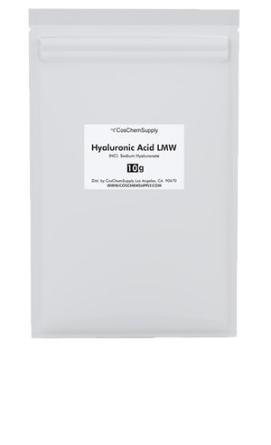 Hyaluronic Acid Powder Low Molecular Weight