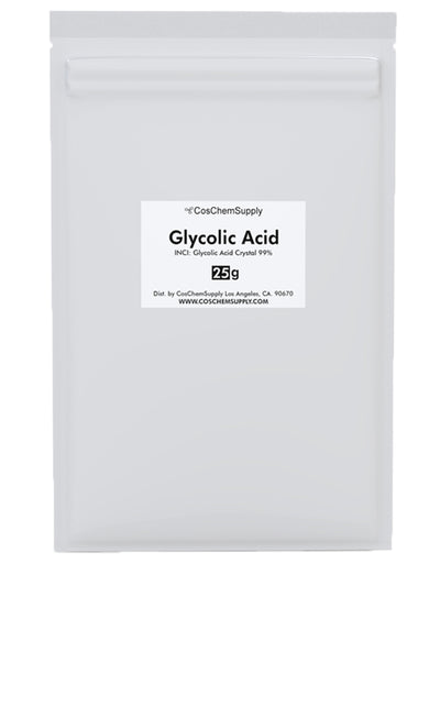 Glycolic Acid Powder 99.5% Crystal