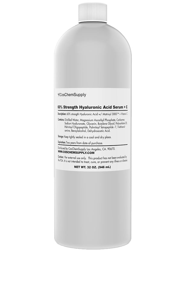 Hyaluronic Acid Matrixyl 3000 Vitamin C Serum