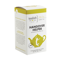 Load image into Gallery viewer, Hangover Helper tea box