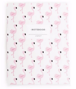 Flamingo pocketbook