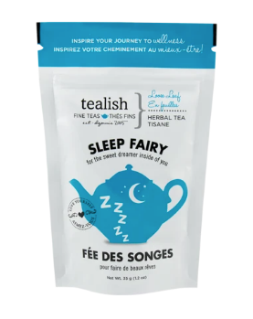Sleep Fairy tea pouch