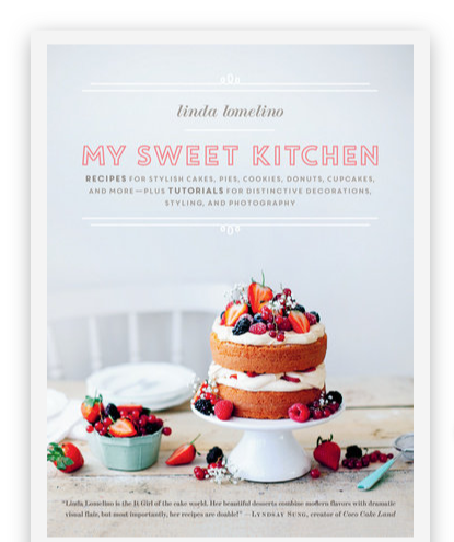 My Sweet Kitchen Book