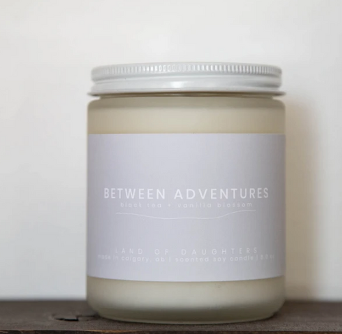 Between Adventures Candle