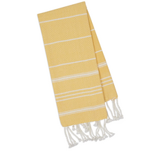Load image into Gallery viewer, Snapdragon small fouta towel