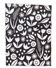 Load image into Gallery viewer, June floral tea towel
