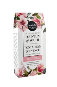 Fountain of Youth tea box