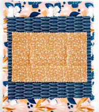 Load image into Gallery viewer, Amber Blueberry S/3 beeswax wraps