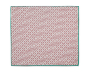Heartfelt clover drying mat