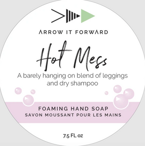 Hot Mess Foaming Hand Soap
