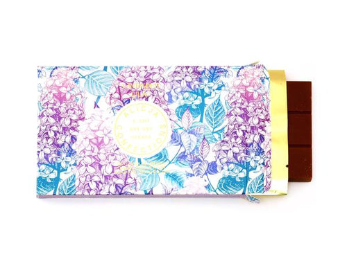 Lavender Lilac Chocolate bar