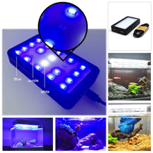 Load image into Gallery viewer, Blue LED Light for Fish Tank