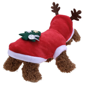 Christmas Winter Clothes for Dogs  and Cats