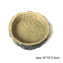 Load image into Gallery viewer, Resin Crawle, Non-toxic Food Water Pot For Turtles,Tortoises,Scorpions, &Lizard Crabs