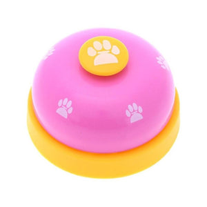 Dog or Cat Training, Feeding Reminder Bells