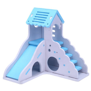 House Swing Toy;Slide;  Nest Loft Bed; Castle Climb Toy