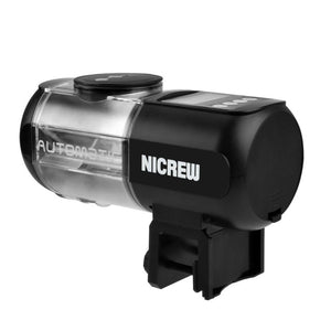 NICREW Electronic Automatic Fish Food Dispenser