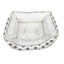 Load image into Gallery viewer, Soft Cute Pet Dog  Bed for Small Dogs