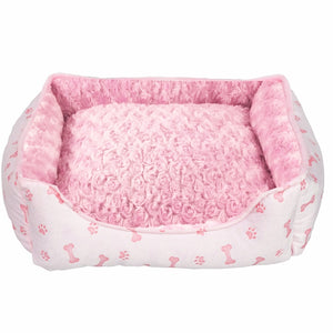 Soft Cute Pet Dog  Bed for Small Dogs