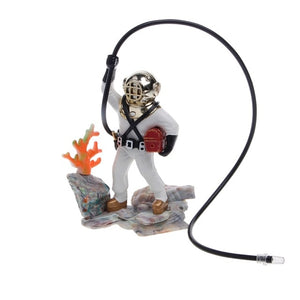 Treasure Diver Air Action Decoration