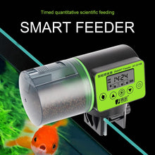 Load image into Gallery viewer, 2 in 1 Manual and Smart Automatic Fish Feeder A