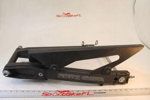 08-12 KAWASAKI NINJA 250R EX250J REAR SWINGARM BACK SUSPENSION SWING ARM AXLE