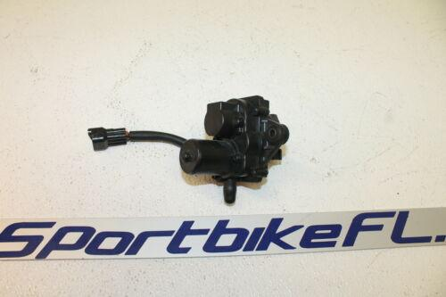 2008 08 Ducati Superbike 848 EXHAUST VALVE SERVO ACTUATOR MOTOR WITH CABLE assy