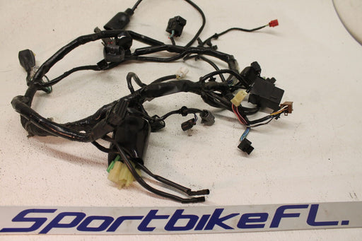 15-16 HONDA CBR300R CBR 300R 300 MAIN ENGINE WIRING HARNESS MOTOR WIRE LOOM OEM