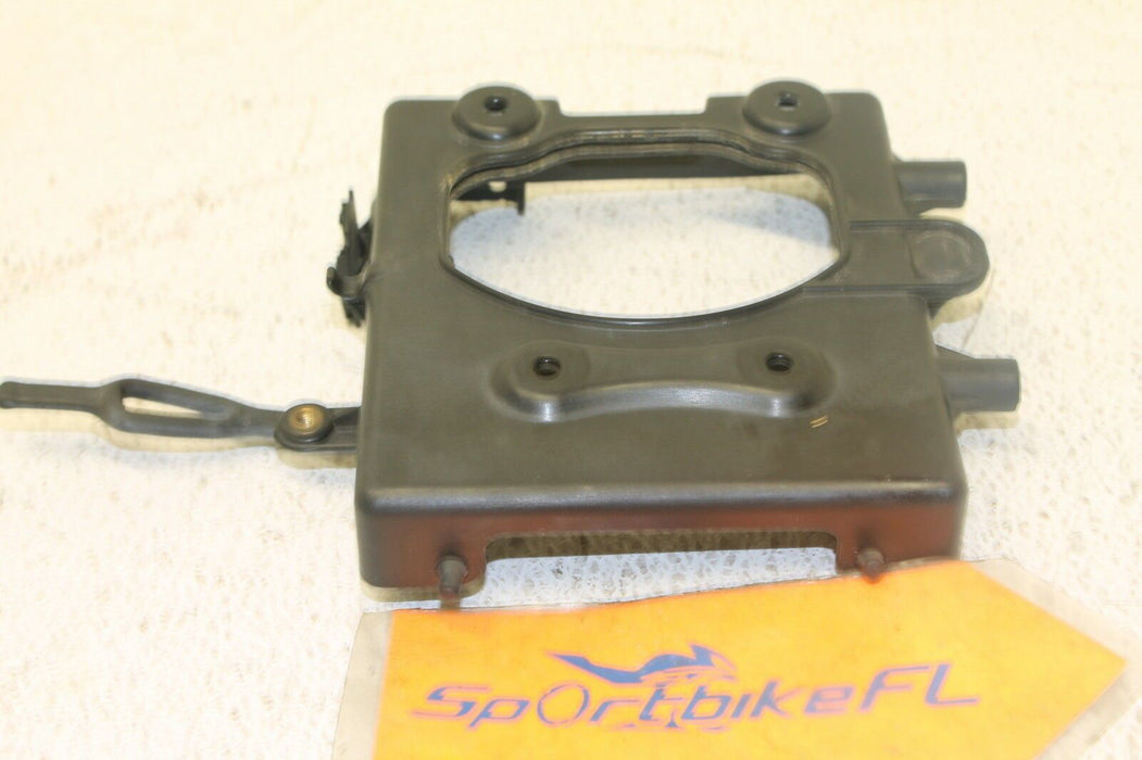 2002 DUCATI M-620 MONSTER 620 DARK REAR BACK TAIL UNDERTAIL BATTERY TRAY PLASTIC