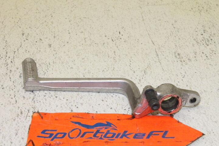 99-07 SUZUKI HAYABUSA GSXR 1300 GSX-R REARSET RIGHT BRAKE FOOT PEDAL LEVER