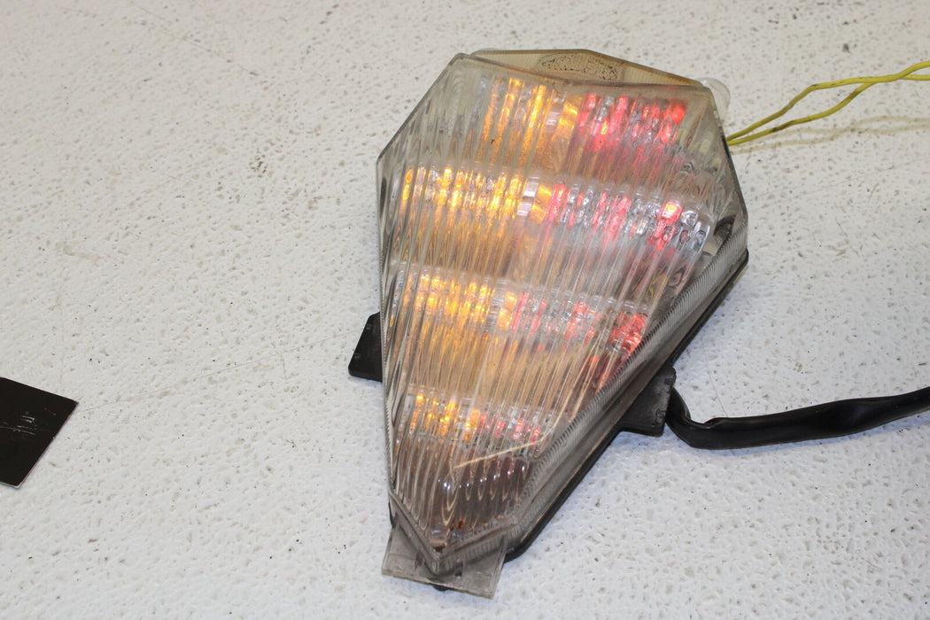 06-07 YAMAHA YZFR6 YZF R6 R6R REAR TAIL TAILLIGHT BACK BRAKE LIGHT NOT OEM