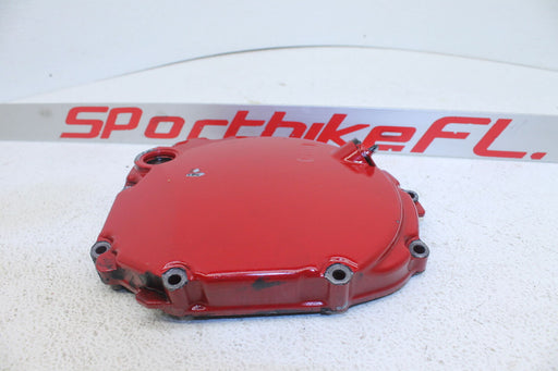 00-03 SUZUKI GSXR750 GSXR 750 GSX 750 R CLUTCH SIDE ENGINE MOTOR COVER 02