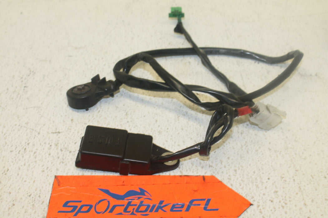 00-12 HONDA REBEL 250 CMX250 CMX KICKSTAND SIDE KICK STAND SENSOR FUSE RELAY BOX