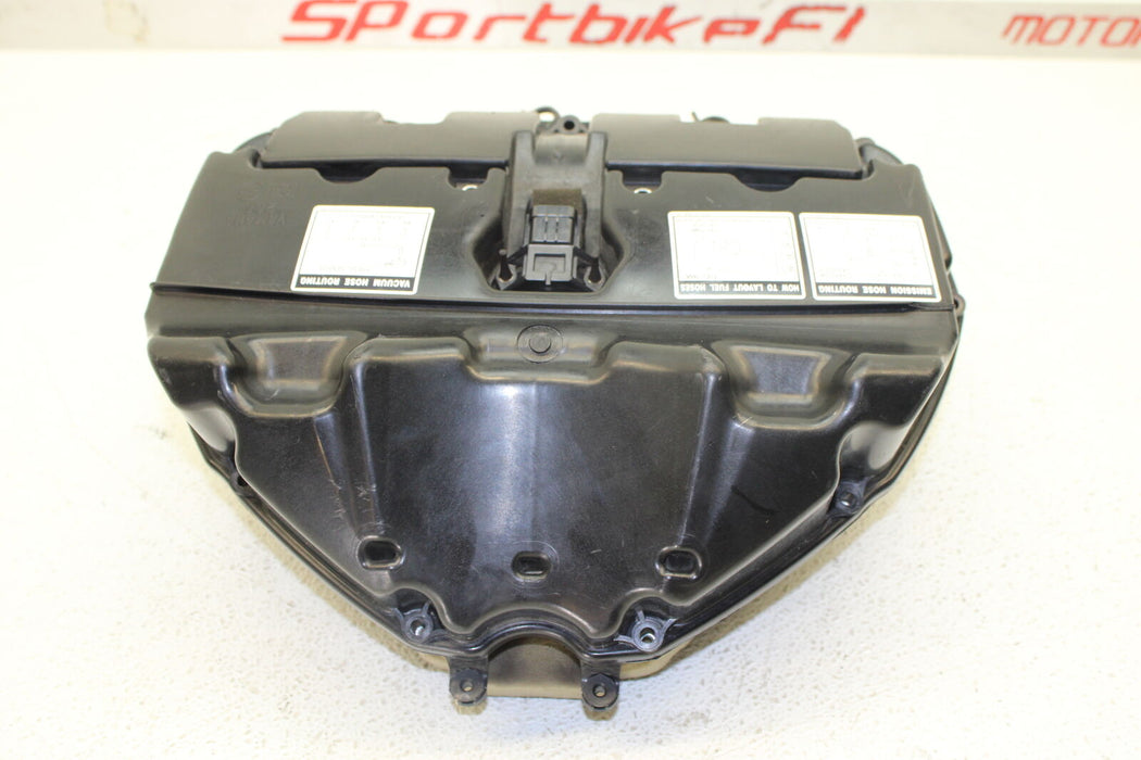 06-07 YAMAHA YZFR6 YZF R6 R6R AIRBOX AIR INTAKE FILTER BOX SECONDARY INJECTOR