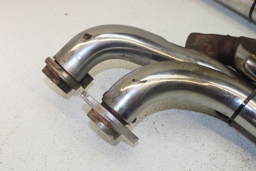 86 HONDA GOLDWING 1200 GL1200I INTERSTATE MUFFLER EXHAUST SILENCER PIPE HEADER