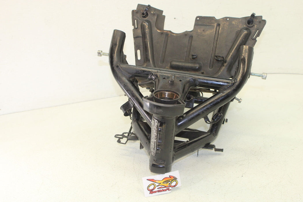 86 HONDA GOLDWING 1200 GL1200I INTERSTATE FRAME CHASSI CLN EZ FRAME CHASSIS READ