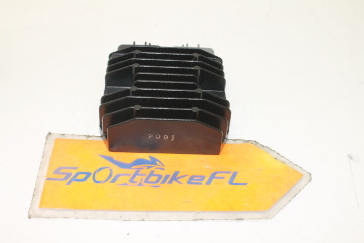 02-03 YAMAHA YZF-R1 YZF R-1 1000 ELECTRICAL RECTIFIER VOLTAGE REGULATOR 10-420