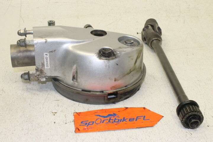 04-09 HONDA VTX 1300 VTX1300 OEM DRUM BRAKE JOINT YOKE DRIVE SHAFT 2006